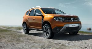 New Dacia Duster: keeps the same basic structure as the current car but  gets new styling and an updated interior, which is of higher quality than the old one, and at last puts the central infotainment screen up high where you can see it