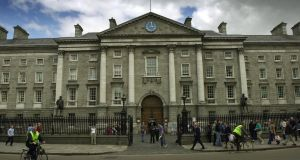 Trinity College's incubator programme has produced 220 entrepreneurs that have raised €2.1 billion in private equity, said John Whelan, director of Blackstone LaunchPad and LaunchBox at TCD. Photograph: The Irish Times