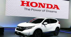 Honda's new CR-V hybrid: no more diesel versions on offer
