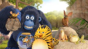 Jungle Bunch: not as bad as The Nut Job 2