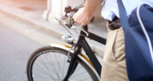 The teenager stole the bicycle and left the scene but was arrested within minutes, the court heard. Photograph: iStock
