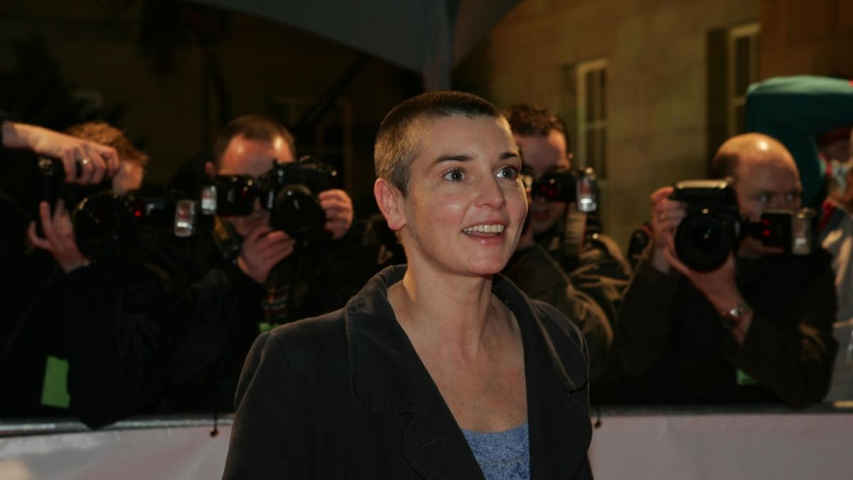 Sinead O'Connor talks to Dr Phil to promote mental health
