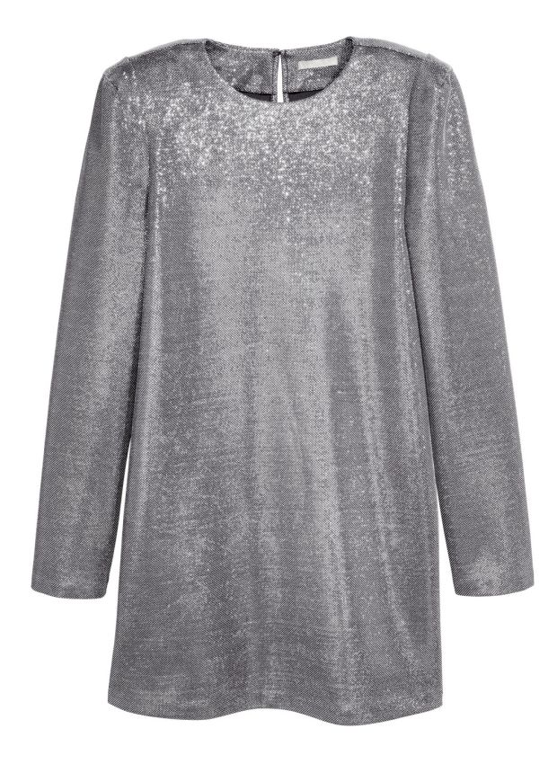 Silver tunic dress €19.99 from