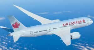 Air Canada plans to use Airbus A330s on the Dublin-Toronto route. All three services will offer economy and business class seats
