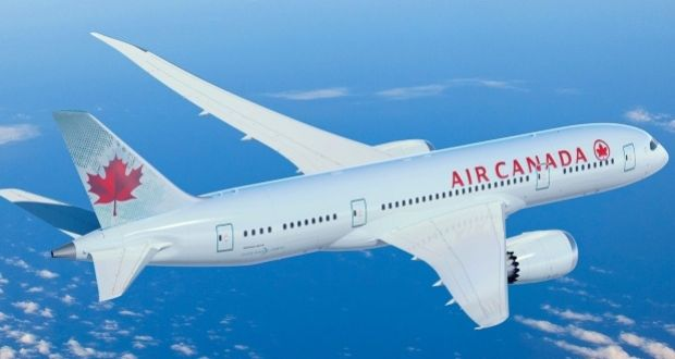 745b6f05d0 Air Canada plans to use Airbus A330s on the Dublin-Toronto route. All three