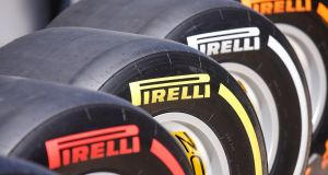 Pirelli, which supplies tyres for Formula One cars, will present details of its IPO, including a price range, as early as this week. Photograph: Maxim Shemetov/Reuters