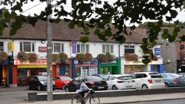 Such is the self-contained nature of Raheny village, one almost wouldn't need to leave, with almost all living needs catered for in the town centre. Photograph: Alan Betson/The Irish Times