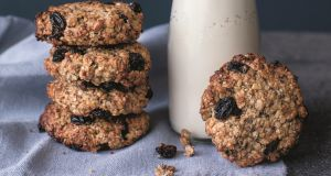 Roz Purcell's breakfast cookies