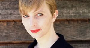Former soldier Chelsea Manning pictured one day after being released from a top-security US military prison. Photograph: AFP/Getty Images