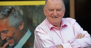 Newstalk presenter George Hook. Photograph: Eric Luke