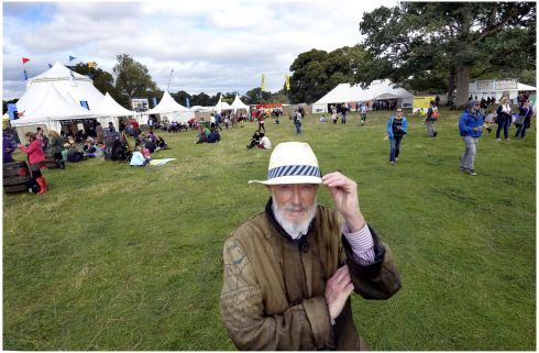 At Electric Picnic festival in Stradbally Co Laois, in 2013.  Photograph: Brenda Fitzsimons/The Irish Times