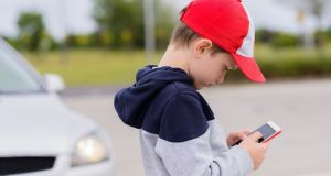 Despite age restrictions of 13 and older on social media, the report found that the majority of children under this age are already active on social platforms. Photograph: iStock