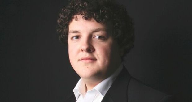 9da3c7eab Irish baritone Benjamin Russell returns from his base in Germany to play  the title role in