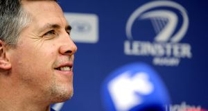 Guy Easterby has said that Leinster failed to apply for visas for their two New Zealanders. Photograph: Inpho