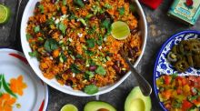 Mexican Red Rice – a midweek one-pot wonder