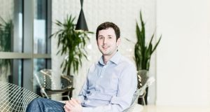 Peter Cahill, founder of voice technology group Voysis, which has opened its first UK office