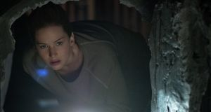 Jennifer Lawrence in Mother!, 'a disgusting, disturbing feast for the senses'.