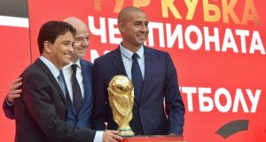 The World Cup in Russia runs from June 14th to July 15th 2018. Photograph: Getty Images