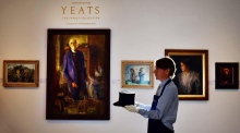 Yeats collection unveiled to public for first time