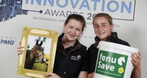 Annie and Kate Madden of FenuHealth discovered that one of the flavours horses love most is Fenugreek