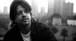 Grant Hart in London in 1992. Photograph: Martyn Goodacre/Getty Images