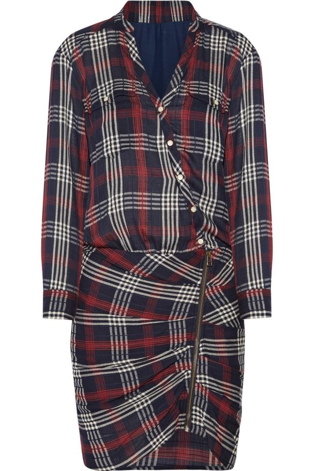 Shirt dress €559 Veronica Beard