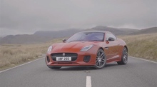 Our Test Drive: the Jaguar F-Type