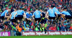 Money or no money, Dublin are blessed with players. Players who have improved year on year, whose standards rarely drop, whose athleticism is off the charts.  Photograph: James Crombie/Inpho