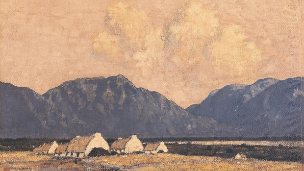 Paul Henry: Evening in Kerry, 1939-1940, Waterford Municipal Art Collection