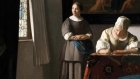 National Gallery's Vermeer exhibition welcomes 100,000th visitor