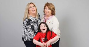Three generations of McNerney family with LQTS [Irish Heart Foundation]
