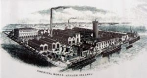Disaster struck the Kynoch munitions factories in Arklow, Co Wicklow, on September 21st, 1917