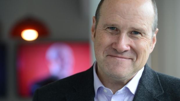 Newstalk presenter Ivan Yates defended the station's policy on gender equality, citing the large number of women who had worked there in production over the years. Photograph: Cyril Byrne