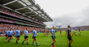 There  is evidence that both teams have moved on from 12 months ago  but if the choice is between which team has made the more plausible strides, the answer is Dublin.