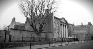 Green Street Court House, Dublin, where William O'Neill was sentenced to death. Photograph: Dara Mac Dónaill/ File