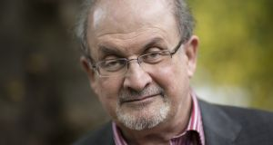 Salman Rushdie's latest novel The Golden House has many creaking digressions. Photograph:  David Levenson/Getty Images