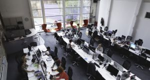 Study after study suggest open-plan offices make employees more miserable, more ill, less friendly and less productive but they're much cheaper and so they're here to stay.