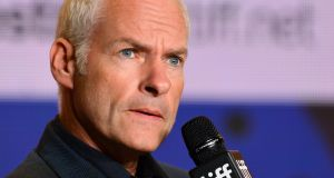 Director Martin McDonagh's 'Three Billboards' has received strong reviews since its premiere. File   photograph: Warren Toda/EPA