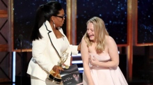 Emmys 2017: Film stars dominate television's biggest event