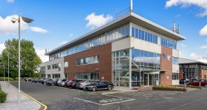 Dundrum Business Park opportunity: The block was last on the market in early 2015 at €5.75 million