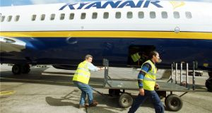 Ryanair has lost as much as €2.1 billion of its market value since the middle of last week, as the carrier's move to scrap thousands thousands of flights over the next six weeks added to the impact of news on Thursday of a potentially costly European court ruling Photograph: RollingNews.ie
