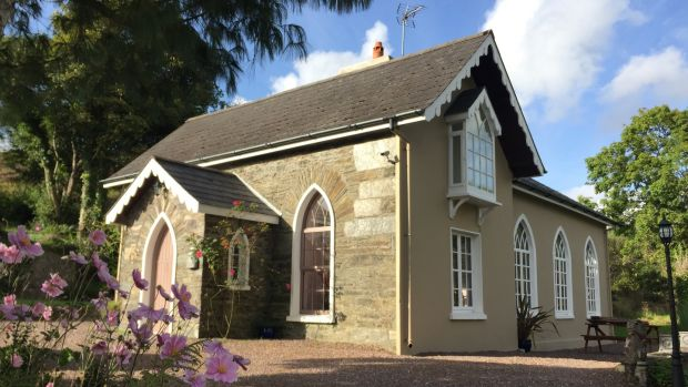 Divine church conversion priced to sell at €345K