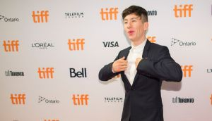"Barry Keoghan at the premiere for ""The Killing of a Sacred Deer"" at the Toronto International Film Festival. Photograph: Geoff Robins/AFP/Getty Images"