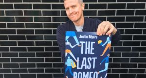 Justin Myers aka The Guyliner: You always think having your name on the front of the book will be the biggest thrill, but suddenly this became the least important thing about it