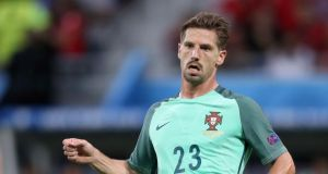 Leicester are working to overturn a decision by Fifa to reject their attempts to register midfielder Adrien Silva. Photograph: PA