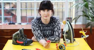 "Jane Ní Dhulchaointigh, inventor of Sugru, said she wanted to make a product to help tackle today's ""throwaway culture"""