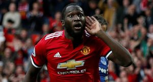 Romelu Lukaku has enjoyed a fine start to life as a Manchester United player. Photograph: Andrew Yates/Reuters
