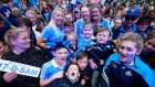 Dublin homecoming: 20,000 welcome heroes of renown