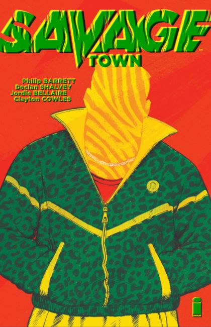 Cover of Savage Town