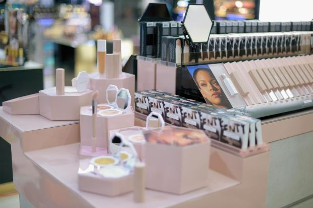 A range of Fenty products.